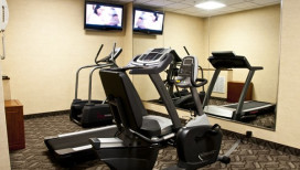 Best Western Portage Hotel Fitness