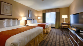 Best Western Inn & Suites Merrillville Double