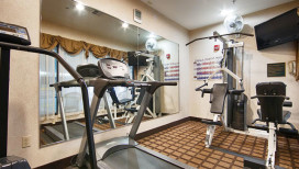 Best Western Inn & Suites Merrillville Fitness