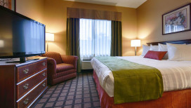 Best Western Inn & Suites Merrillville King