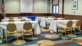 Best Western Northwest Indiana Inn Hammond meeting tables