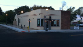 New Oberfalz Griffith Brewery exterior