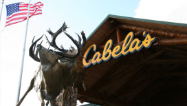 Cabelas Shopping Hammond Exterior