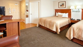 Candlewood Hotel Merrillville Double