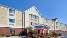 Candlewood Hotel Merrillville Exterior