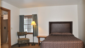 Cedar Lake Ministries Hotel Private Room