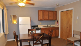 Cedar Lake Ministries Hotel Units Kitchenette
