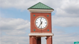 City of Hobart Clocktower