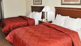 Comfort Inn Hebron Hotel Double