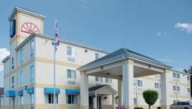 Comfort Inn Hotel Schererville Exterior