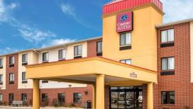 Comfort Suites Hotel Merrillville Exterior