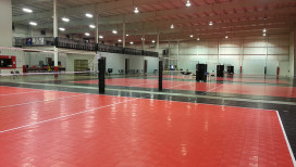Diggz Volleyball courts
