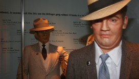 Dillinger Museum Things to Do Hammond Wax Figures