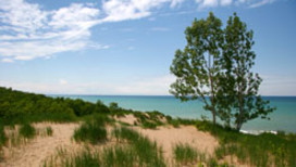Mount Baldy Indiana Dunes National Lakeshore