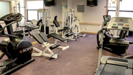 Econo Lodge Hotel Merrillville Fitness