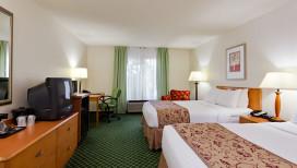 Fairfield Inn Hotel Valparaiso Double