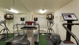 Fairfield Inn Hotel Valparaiso Fitness