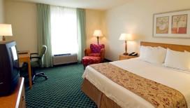 Fairfield Inn Hotel Valparaiso King