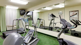 Fairfield Inn Hotel Merrillville Fitness