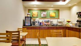 Fairfield Inn Hotel Valparaiso Breakfast