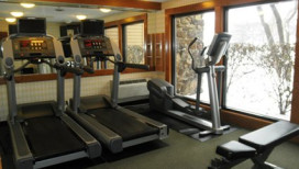 Clarion Hotel Merrillville Fitness Center