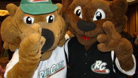 Gary SouthShore RailCats Things to Do Mascots