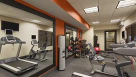 Hampton Inn Hotel Merrillville Fitness