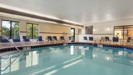 Hampton Inn Hotel Merrillville Pool