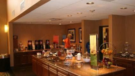 Hampton Inn & Suites Hotel Munster Breakfast