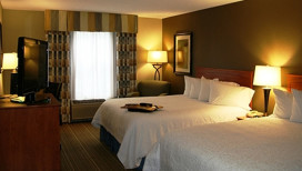 Hampton Inn LaPorte Hotel double