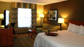 Hampton Inn LaPorte Hotel king