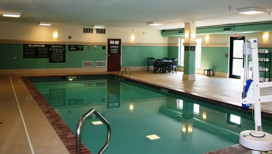 Hampton Inn LaPorte Hotel pool