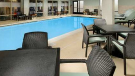 Hampton Inn & Suites Hotel Schererville Pool