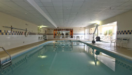 Hilton Garden Inn Chesterton pool