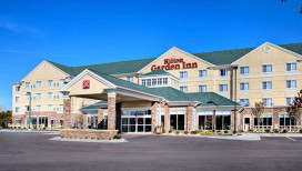 Hilton Garden Inn Hotel Merrillville Exterior