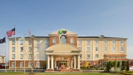 Holiday Inn Express Schererville Hotel Exterior