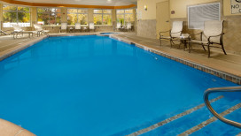 Holiday Inn Express Schererville Hotel Pool