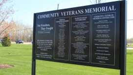 Community Veterans Memorial