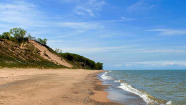 Indiana Dunes Central Beach