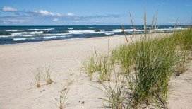 Indiana Dunes National Lakeshore Beach