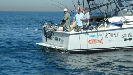 Indiana's North Coast Charters Outdoors Fishing Lake Michigan