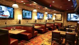 Stadium Bar and Grill at Ameristar Casino Interior