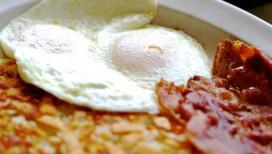 J's Breakfast Club Breakfast