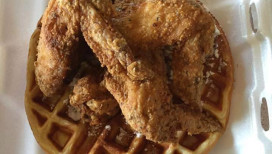 J's Breakfast Club Chicken and Waffles
