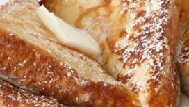 J's Breakfast Club French Toast