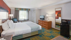 LaQuinta Merrillville King Room