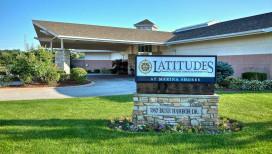 Latitudes Restaurant Portage exterior