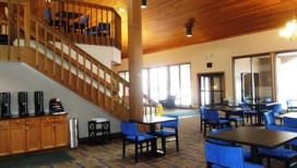 Clarion Hotel Merrillville Lobby