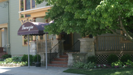 Lucrezia Ristorante Crown Point Restaurants Catering Exterior