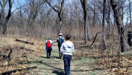 Miller Woods Trail Douglas Center Indiana Dunes National Lakeshore